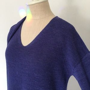 Eileen Fisher  V neck sweater